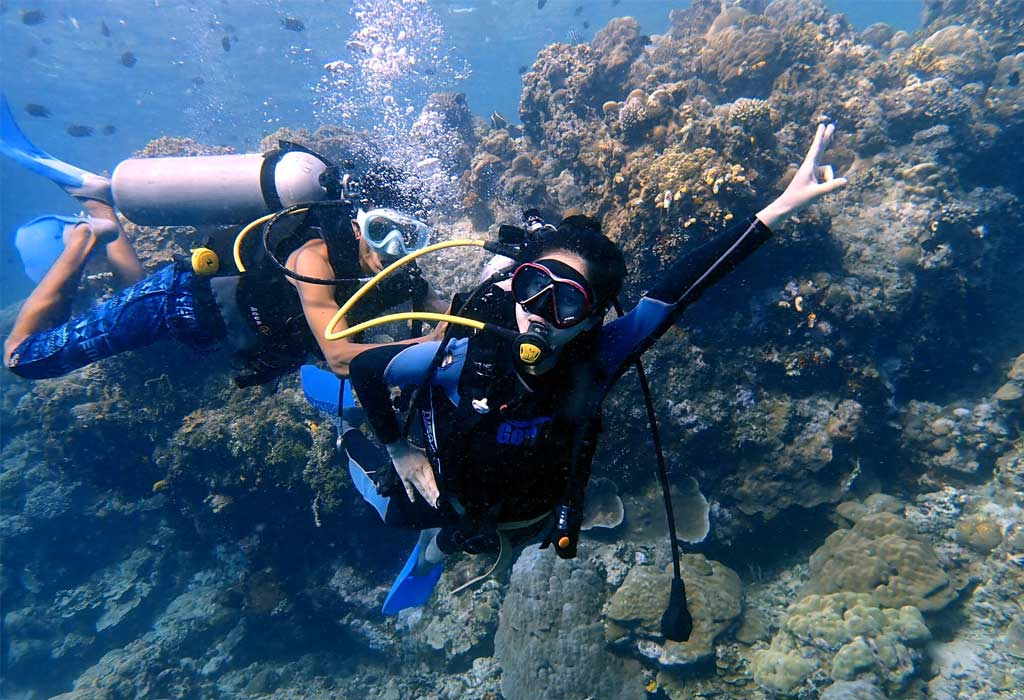 Scuba-Diving-Bunaken