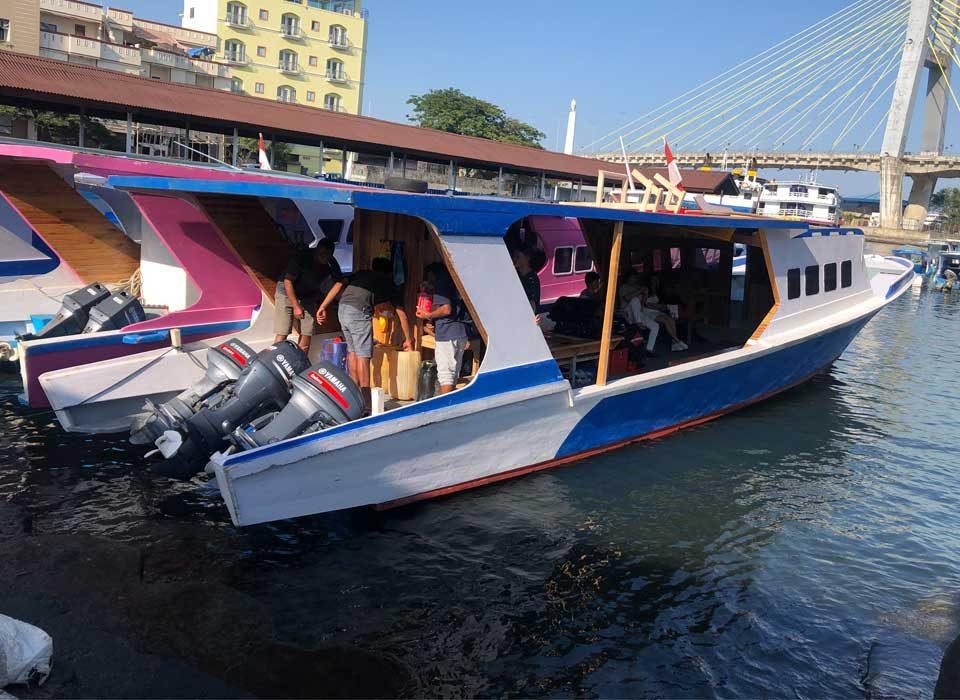 perahu-bunaken